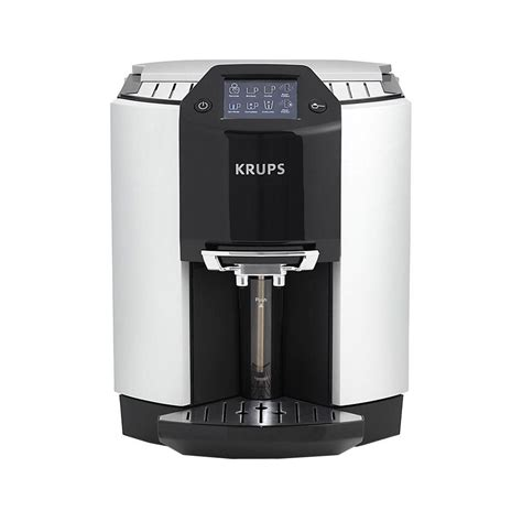krups barista one touch espresso machine ea9010 the home
