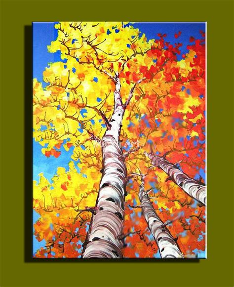 famous wall paintings famous paintings trees promotion online shopping for