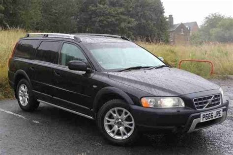 car owners manuals for sale 2005 volvo xc70 head up display volvo 2005 xc70 cross country 2 5t se lux awd 5dr car for sale