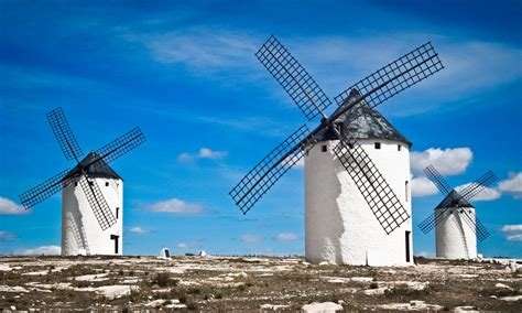Spain Mba Fees by Los Molinos Quijote Co De Criptana La Mancha
