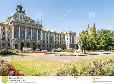 alter botanischer garten münchen alter botanischer garten and palace of justice in munich