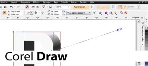 tutorial corel draw x6 tutorial coreldraw x6 grundlagen hilfsmittel extrusion