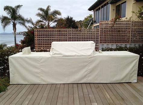 Kitchen Ornament Ideas Custom Fabricated Outdoor Kitchen Covers