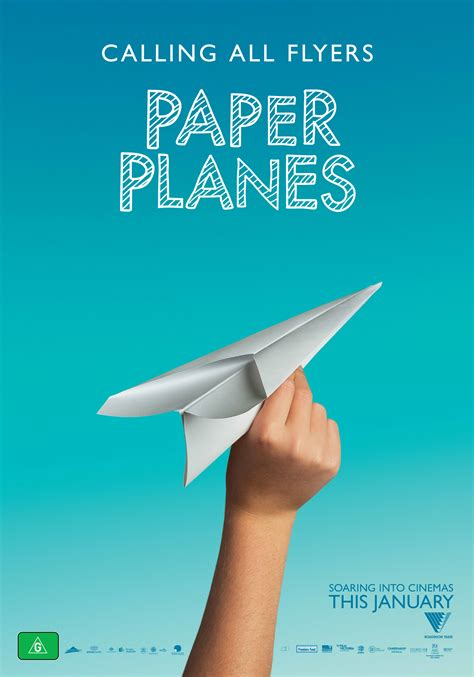 How To Make A Paper Poster - paper planes in a minute