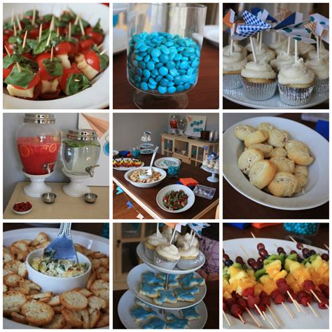 Baby Shower Boy Food by Baby Shower Boy Food Ideas Www Imgkid The Image