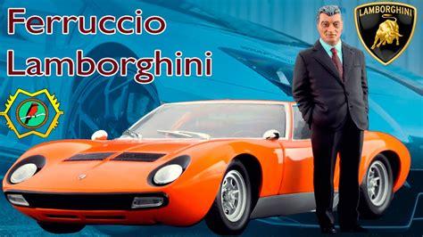 Lamborghini Youtube Video by La Historia De Ferruccio Lamborghini Youtube
