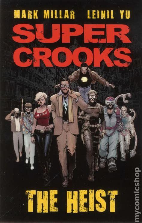 libro super crooks book super crooks tpb 2012 marvel icon comic books