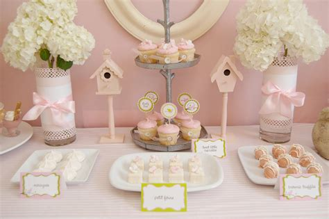 baby shower table the fun party ideas blog for everyday chicks baby shower sweets tables