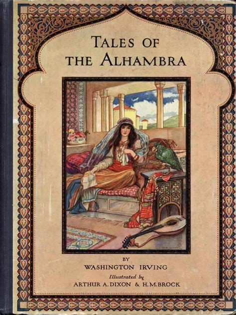 tales of the alhambra books tales of the alhambra read it