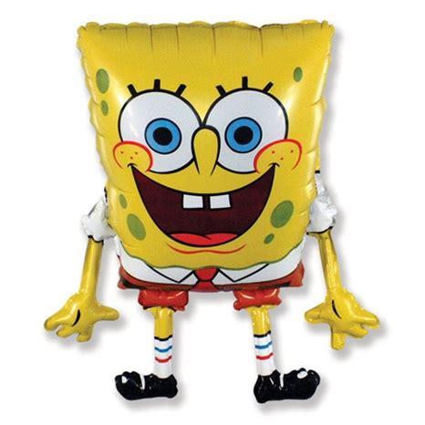 Balon Foil Karakter Spongebob 60 Cm sponge bob folyo balon folyo balon u 231 an balon balon