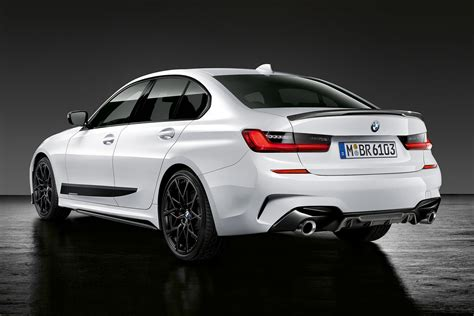 2019 Bmw 3 Series by New 2019 Bmw 3 Series Has M Performance Upgrades Ready To Go