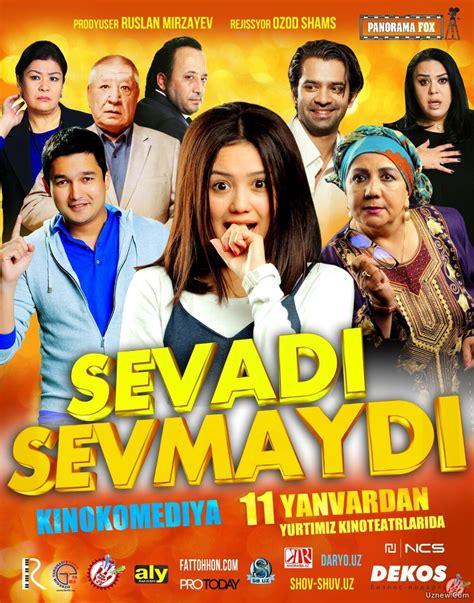 uzbek tilida uzbek kino 2017 sevadi sevmaydi 2017 севади севмайди 2017 uzbek