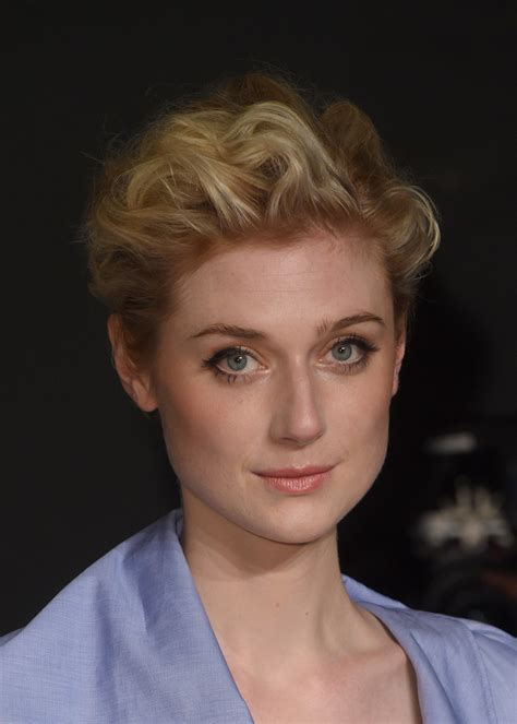 short hair elizabeth debicki short curls short hairstyles lookbook