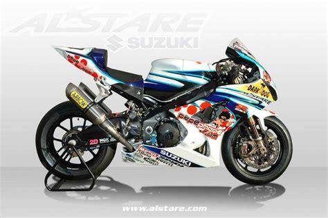 Suzuki Alstare Racing Suzuki Gsx R 1000 Guintoli Replica