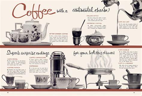 Mesin Kopi Conti 10 komersial kopi masa lalu majalah otten coffee