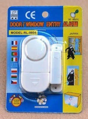 Alarm Pintu Sensor Otomatis Wireless System Alarm Mini Alarm Jendela alat elektronik rumah tangga belanja unik dan menarik indonesia pasang iklan gratis