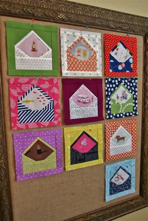 pattern for envelope quilt 33 best sewing quilt blocks exchange ideas images on