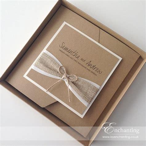 hessian wedding invitations best 20 hessian wedding ideas on