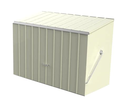 outdoor metal storage cabinets uk 46 metal caravan storage box bushtracker forum view