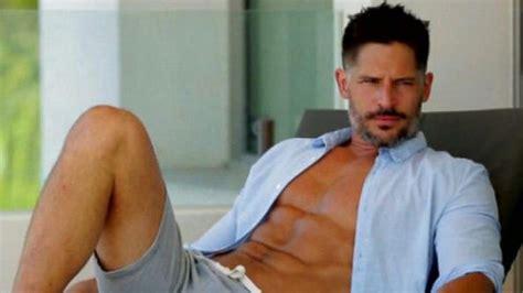 Joe Manganiello People   joe manganiello heats up people s hottest bachelor issue