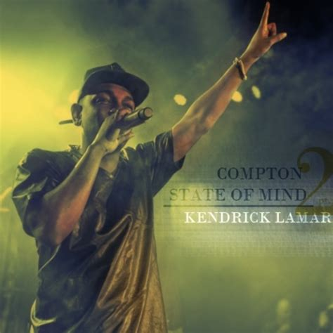 kendrick lamar compton the gallery for gt kendrick lamar compton state of mind