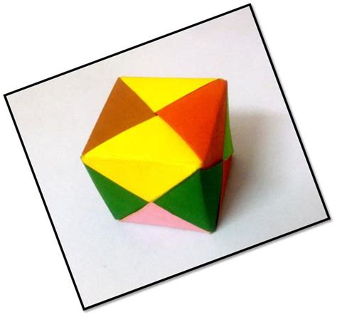 How To Make A Origami Cube - pin sc2 gem td tassadar 35 million dmg on