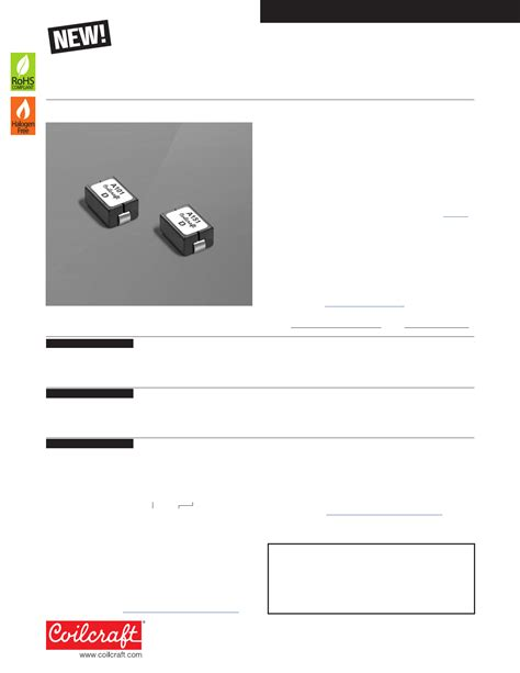 smd power inductors datasheet smd power inductors datasheet 28 images power inductor datasheet 28 images ihlm 2525cz 06