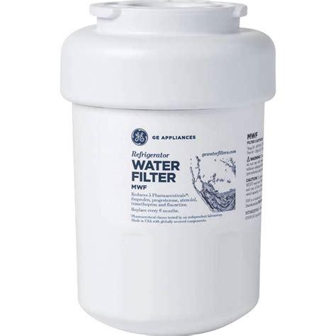 kissenbezã ge shop shop ge refrigerator water filter at lowes