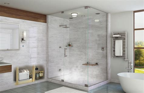 Small Bathroom Ideas With Walk In Shower by London Nite Hike And Mr Steam Chatti Patti Talks Design