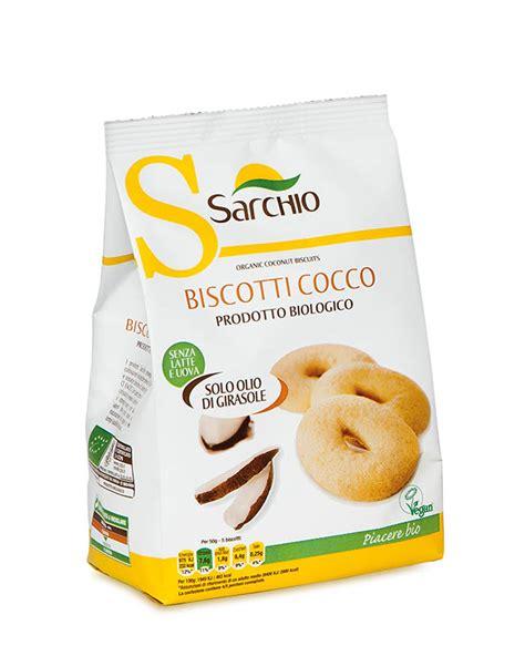 Coconut Flakes 250gr coconut biscuits frollino al cocco 250gr by sarchio
