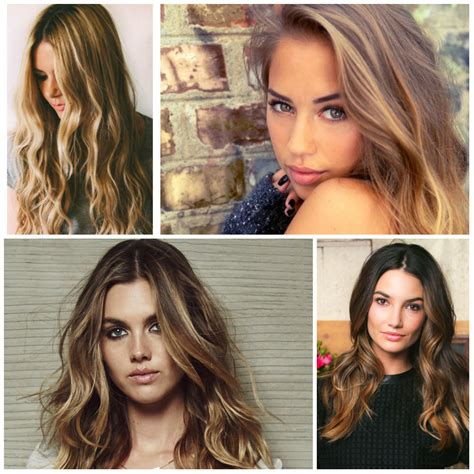trendy colors newest ombre hair color trends for 2017 new hair color