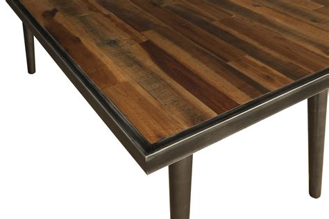 acacia wood dining table collection acacia wood dining table w9491 live edge dining table