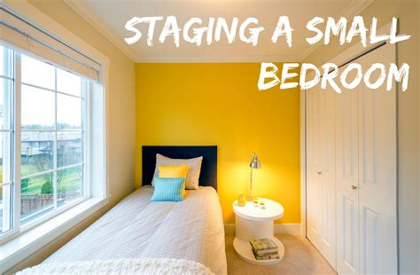 how to stage a bedroom how to stage a small bedroom foxy home staging