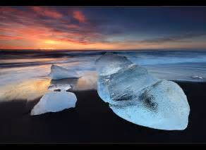 Icebergs j 246 kuls 225 rl 243 n beach iceland flickr photo sharing