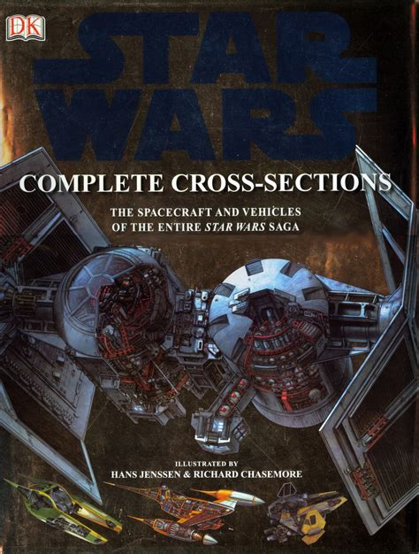 star wars complete cross sections guides encyclopedias dictionaries etc