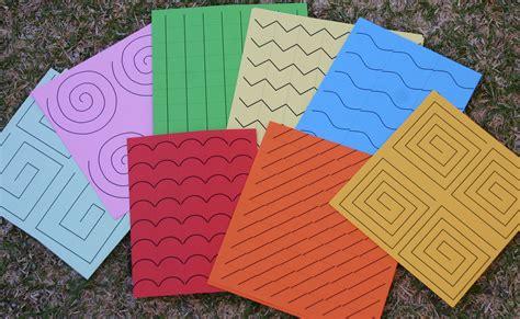 montessori printable templates montessori style cutting box with free printable patterns