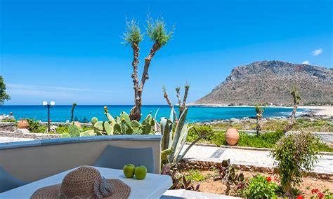 Mini Bathroom blue beach apartments in stavros chania thehotel gr