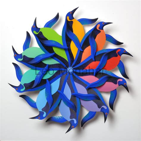 color creative churchill high school visual design