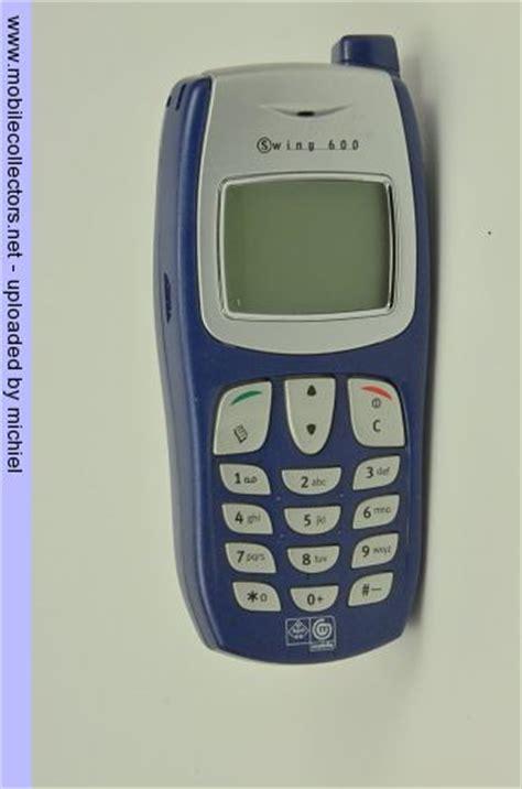 swing mobile phone sendo pocketline swing 600 mobilecollectors net