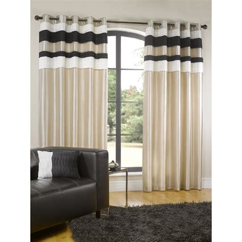 black and gold curtains eddy eyelet curtains black and gold