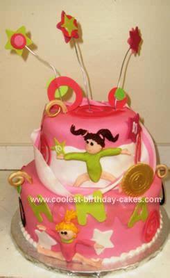 coolest gymnastics cake