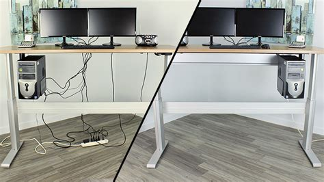 Cable Management Solutions For Your Workstation