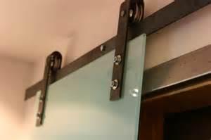 glass door rolling track hardware rustica hardware