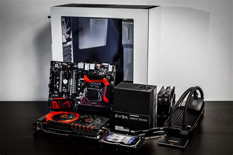 Vr Pc How To Build A Budget Vr Ready Pc Newegg