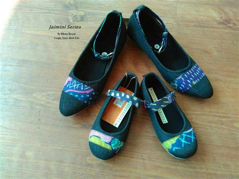 Flatshoes Anak nikma basyar handmade shoes comfort beautify your