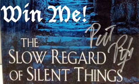 the slow regard of slow regard of silent things pdf