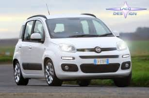 Fiat Panta 2017 Fiat Panda Facelift Rendered To Launch In H1 2017