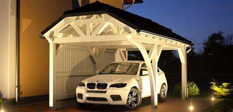carport fertigbausatz garage carport fertigbausatz holzgarage mit