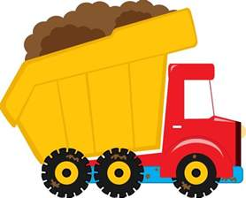 Train Stickers For Walls dump truck clipart images clipartfest clipart best