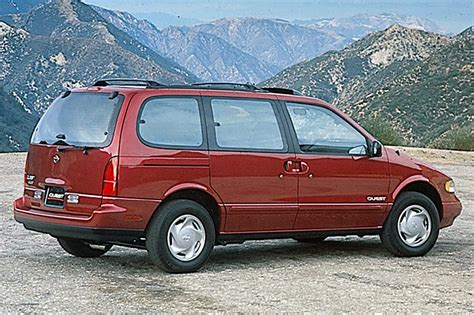 Nissan Quest 1998 by 1998 Nissan Quest 200 Interior And Exterior Images